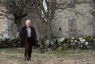 André Valadier, agriculteur en Aubrac et grand défenseur de la région