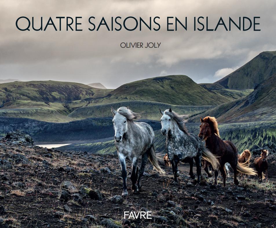 Couverture 4 saisons en Islande