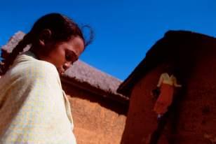 Madagascar-Imerina-jeune-fille