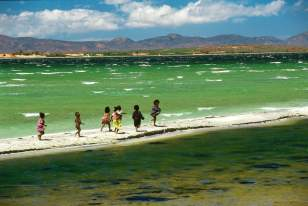 Madagascar-Sud-Lac-Anony-Enfants